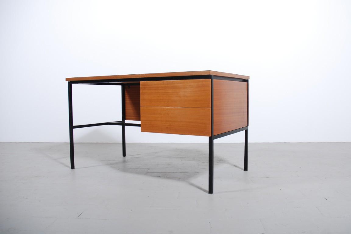 pierre guariche desk for minvielle jasper. Black Bedroom Furniture Sets. Home Design Ideas