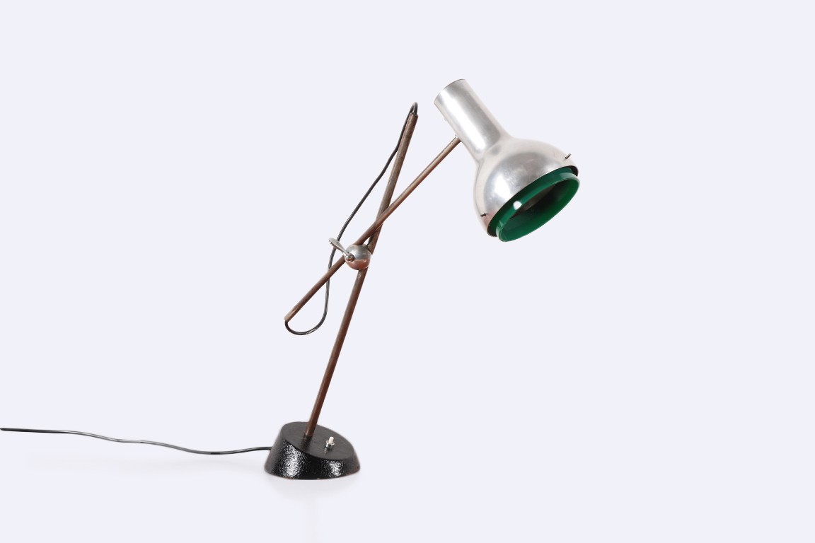 gino sarfatti lampe 573 arteluce 1956 rare italien design
